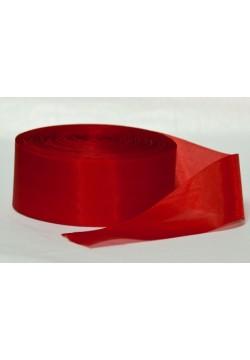 Лента Шёлк 5см (красный)