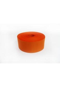Лента Шёлк 5см (оранжевый)