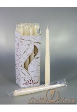 Свеча Античная кремовая