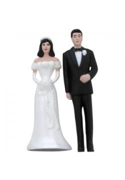 Фигурки для торта Жених и Невеста 13см