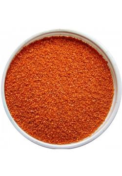 Цветной песок - №4 Оранжевый уп.500гр