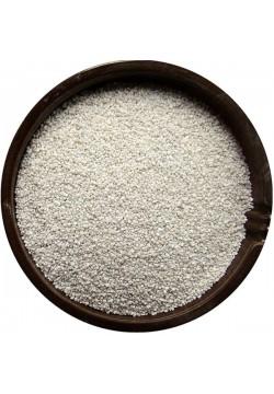 Цветной песок - №17 Белый уп.500гр