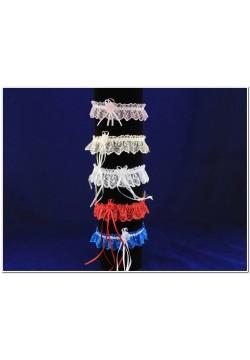 Подвязка Кружевная узкая (цвета ассорти)