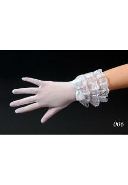 Перчатки Миди (кремовые)
