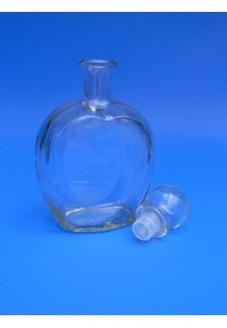 "Бутылка для песочной церемонии ""Сердце"" 500мл"