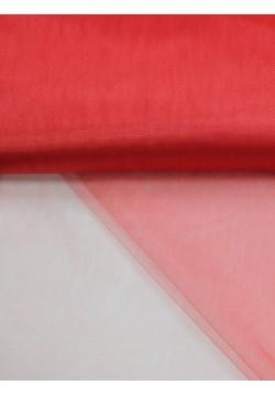 Фатин блестящий 3м красный (1м/пог)