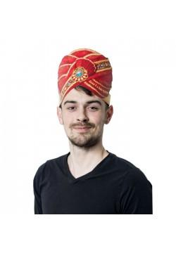 """Шляпа бумажная на ободке """"Султан"""""""