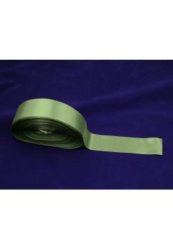 Лента Креп-сатин 5см (фисташковый)