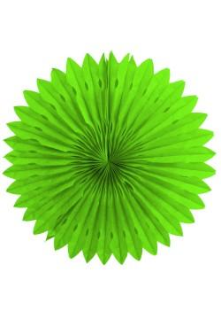 Фант бумажный резной 40см салатовый
