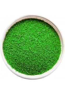 Цветной песок №007 Зеленый уп.500гр