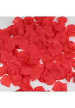 Лепестки роз (300шт) красные