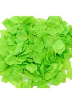 Лепестки роз (300шт) салатовые
