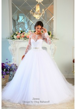 Свадебное платье Дивна