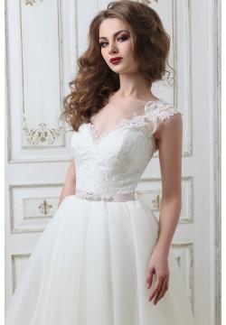 Свадебное платье Джойл с рукавами