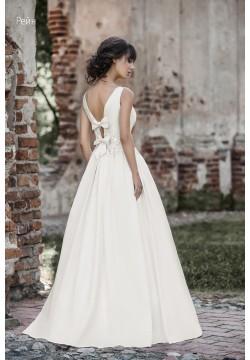 Свадебное платье Рейн (микадо)