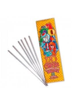 Свечи бенгальские 170мм Экстра, 6шт