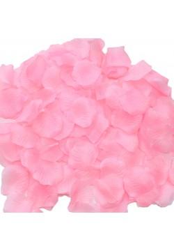 Лепестки роз (300шт) розовые