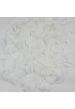 Лепестки роз (300шт) айвори