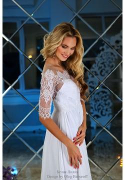 Свадебное платье Белая Лилия