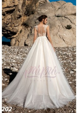 Свадебное платье арт.202