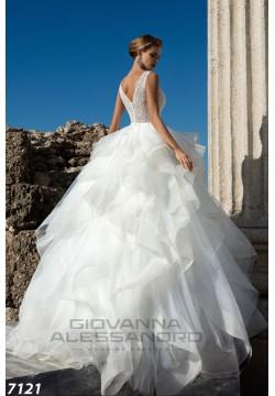 Свадебное платье арт.7121