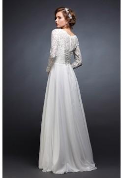 Свадебное платье Арина (айвори)