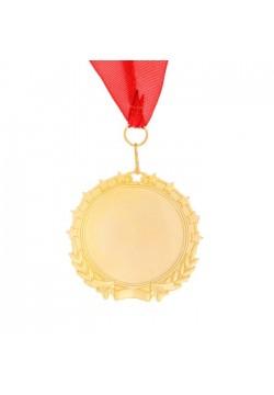 "Медаль цветная ""Самая лучшая мама"" (металл) 7см"