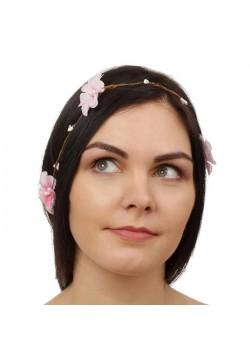 """Декор для волос вплетаемый """"Сакура"""" 150см"""