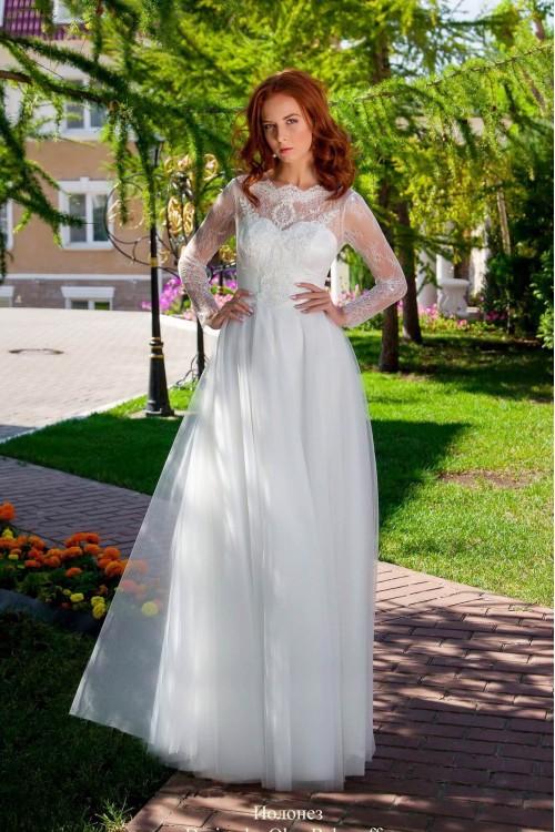 Свадебное платье Полонез