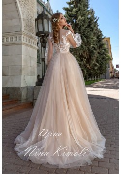 Свадебное платье Djina