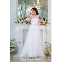 Свадебное платье Сюита (трансформер)