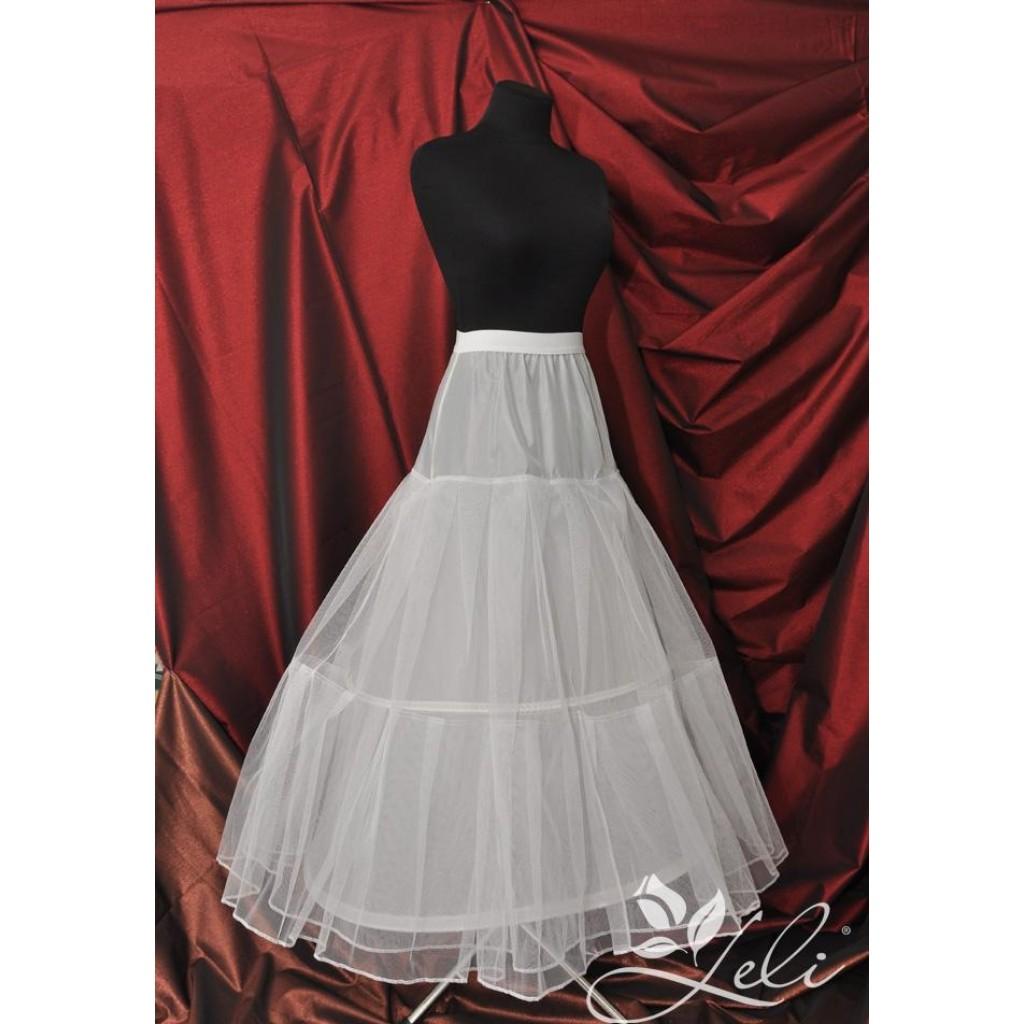 Как сшить пышную свадебную юбку